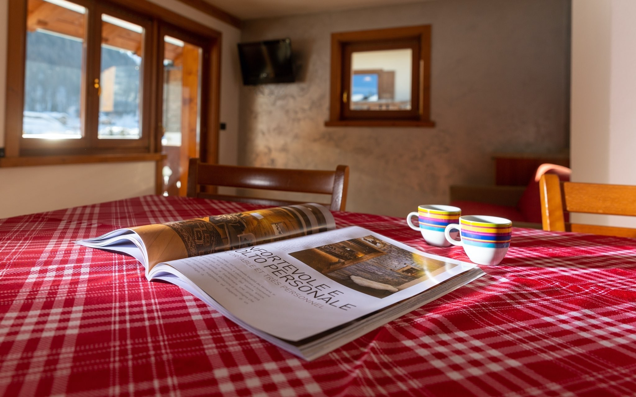 Chalet Forcola Livigno